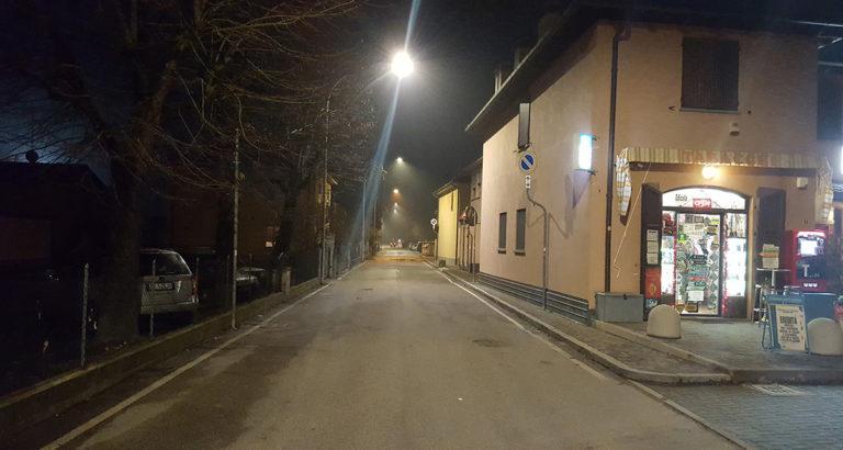 Illuminazione pubblica: Lovoleto 4