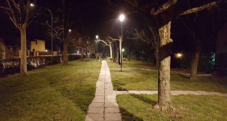 Illuminazione pubblica: Lovoleto 5