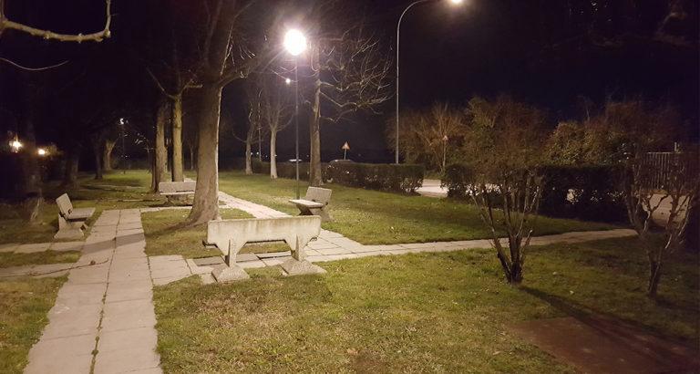 Illuminazione pubblica: Lovoleto 6